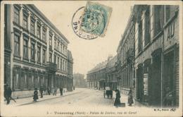 59 TOURCOING / Palais De Justice Rue De Gand / - Tourcoing