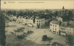 59 TOURCOING / Panorama De La Grand'place Vers L'hôtel De Ville / - Tourcoing