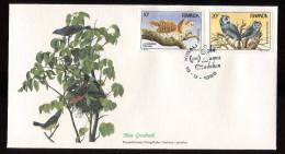 2AU - 1er Jour - Rwanda - Oiseaux  - JJ. Audubon - Oiseaux