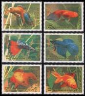 Iran 2004 / Fish MNH Fische Peces / C7117  38 - Peces