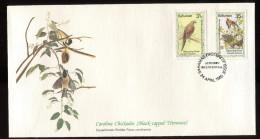 7AU -     1er Jour -  Bahamas- Oiseaux  - JJ. Audubon - Birds