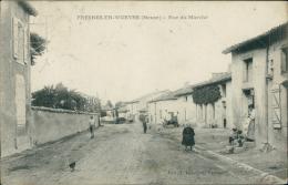 55 FRESNES EN WOEVRE / Rue Du Marché / - Other Municipalities