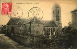 N°196 MM  CAMBERNON L EGLISE - Zonder Classificatie