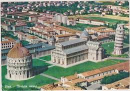EUROPE,ITALIE,ITALIA,TOSC ANE,TOSCANA,PISE,PISA,ved Uta Aerea,piazza Dei MIRACOLI,place Des Miracles,cathédrale,tour, Ra - Pisa