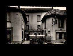 01 - HAUTEVILLE-LOMPNES - Hôtel De La Gare - Hauteville-Lompnes