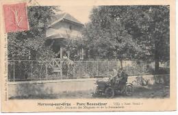 """MORSANG SUR ORGE - Parc Beauséjour - Villa """"Sans Souci"""" - Angle Avenues Des Muguets Et Le La Faisanderie - Morsang Sur Orge"""