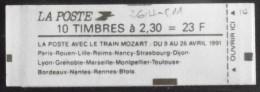 FRANCE CARNET De 10 Timbres 2614 Neufs** N° 2614-C11 -T B E - Carnets