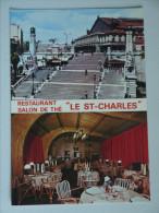 MARSEILLE restaurant salon de the LE ST CHARLES