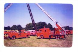 UK POMPIERS CAMIONS - Pompiers