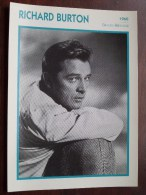 RICHARD BURTON ( Photo Koball Collection / Edito Service S.A./ Format 13 X 18 Cm. Zie Foto´s Voor Details ) ! - Autres