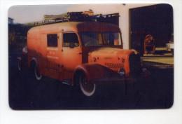 UK POMPIERS CAMION - Pompiers
