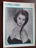 SOPHIA LOREN ( Photo Koball Collection / Edito Service S.A./ Format 13 X 18 Cm. Zie Foto´s Voor Details ) ! - Autres
