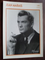JEAN MARAIS ( Photo Koball Collection / Edito Service S.A./ Format 13 X 18 Cm. Zie Foto´s Voor Details ) ! - Autres Collections