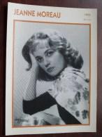 JEANNE MOREAU ( Photo Koball Collection / Edito Service S.A./ Format 13 X 18 Cm. Zie Foto´s Voor Details ) ! - Autres