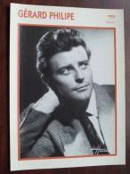 Gérard PHILIPE ( Photo Koball Collection / Edito Service S.A./ Format 13 X 18 Cm. Zie Foto´s Voor Details ) ! - Autres