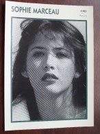 SOPHIE MARCEAU ( Photo Koball Collection / Edito Service S.A./ Format 13 X 18 Cm. Zie Foto´s Voor Details ) ! - Autres Collections