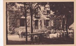 Hotel Julia, Le Bar Americain, PORT-MANECH, France, 1910-1920s - France