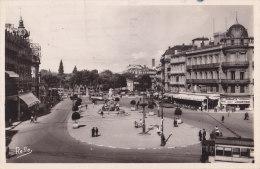 Montpellier (34) - La Place De La Comédie - Montpellier