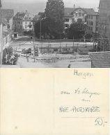 Kt. Zürich - Horgen Gebäude Im Bau RARE PHOTOKARTE (S-L XX209) - Cartes Postales