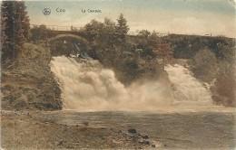 --COO--LA CASCADE--AFFR AVEC UN TIMBRE BELGE DE 1c LE 29-5-1912 .. - Stavelot