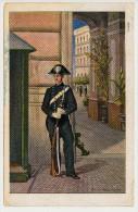 LEGIONE ALLIEVI CARABINIERI REALI DI ROMA 1911 - Regiments