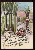 CPM Neuve Humoristique La Culture Du Poireau ça Fait Pousser Les Marmots - Humor