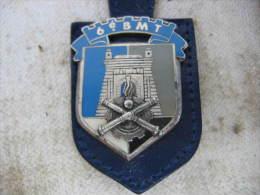 Broche Du 6e Bataillon Matériel Du Territoire - Army