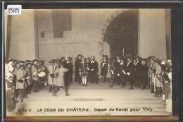 DISTRICT D´ORON /// MEZIERES - THEATRE DU JORAT - DAVEL DE RENE MORAX - TB - VD Vaud