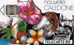 Trés Rare Telecarte De Nouvelle Caledonie NC7 Puce SC4 Luxe !!! - Nouvelle-Calédonie