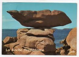 """22 - Ploumanac'h - Parmi Les Rochers Bizarres """"La Roche Tremblante"""" - Ploumanac'h"""