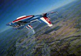 Alphajetde La Patrouille De France - Flugzeuge