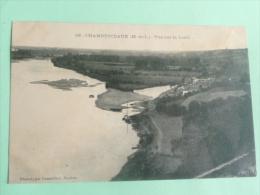CHAMPTOCEAUX - Vue Sur La Loire - Champtoceaux