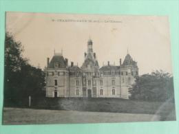 CHAMPTOCEAUX - Le Chateau - Champtoceaux