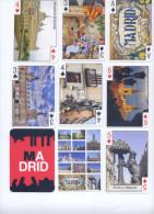 BARAJA DE POKER TURISTICA DE MADRID - Barajas De Naipe