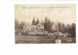 52 - Bussières-les-Belmont (Haute-Marne) - Vue Du Château (côté Sud) Tour - Route De Corginon - N°15 - Autres Communes