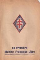 TRACT PROPAGANDE 1ere DFL DIVISION FRANCAISE LIBRE GUERRE 1940 1945 AFRIQUE ITALIE FRANCE LIBERATION