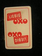 Playcard/Dos De Carte A Jouer(1 Cartes Avec Publicitè) Broth / Brühe / Bouillon: OXO Energie ( Liebig ) - Non Classés