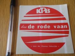Autocollant - KPB - Pegatinas