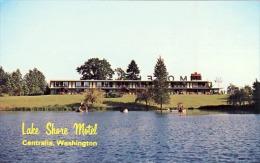 Vintage Lake Shore Motel, Centralia Washington