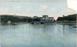 Vintage Lake St. Joseph Hotel, Lake St, Joseph Quebec, Canada