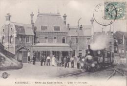 Cambrai - Gare Du Cambrésis - Vue Intérieure - Cambrai