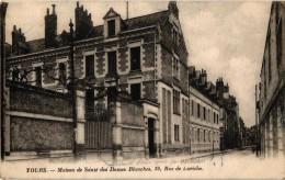 TOURS ... MAISON DE SANTE DES DAMES BLANCHES .. 39 RUE DE LARICHE . - Tours