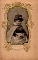 ENFANT. LE FUTUR REGIMENT....CPA - Portraits