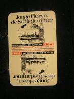 Playcard / Dos De Carte A Jouer(1 Cartes Avec Publicitè)Distillerie -Distilleerderij M.Dikzwager B.V. Te Schiedam - Non Classés