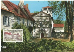 Abbaye De Chancelade 1970 Le 20/06 à CHANCELADE - Maximum Cards