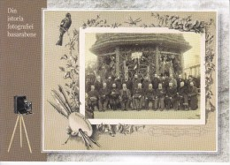 Moldova ; 2014 ;  The First Agricultural And Industrial Exhibition In Bessarabia ; Chhisinau ; Foto ;  Pre-paid Postcard - Moldova