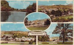 CRICKHOWELL MULTI VIEW - Breconshire