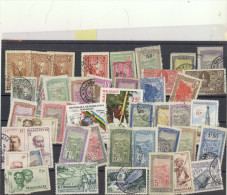 Lot de 62 timbres de Madagascar