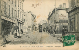 Caluire : Grande Rue Le Centre - Caluire Et Cuire