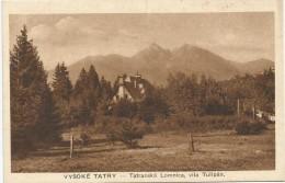 Slovakia Vysoke Tatry Tatranska Lomnica Vila Tulipan - Slovakia